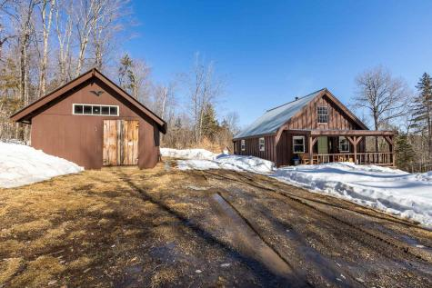 2774 Brown Schoolhouse Road Reading VT 05062