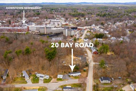 20 Bay Road Newmarket NH 03857