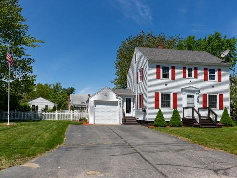 8 Patton Street Rochester NH 03867