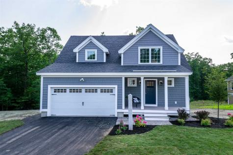 Lot 134 Lorden Commons Londonderry NH 03053