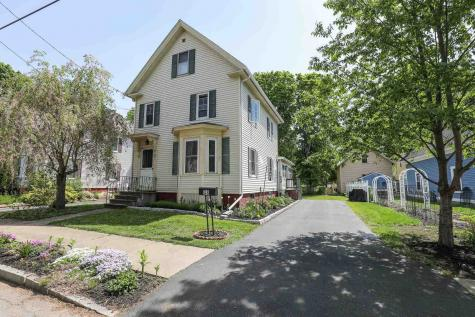 33 Maple Street Dover NH 03820