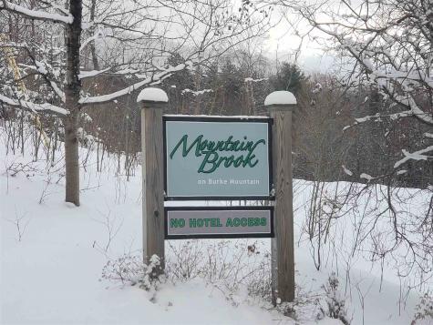 125 Mountain Brook Road Burke VT 05832