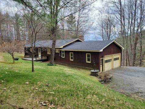 216 Beanville Road West Fairlee VT 05083