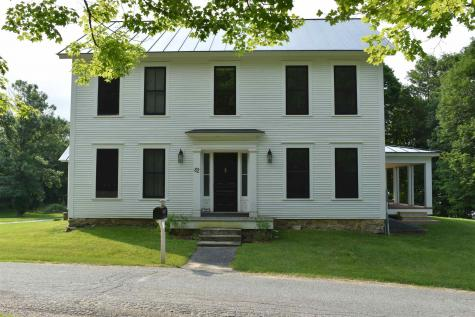 82 Schoolhouse Road Salisbury VT 05769