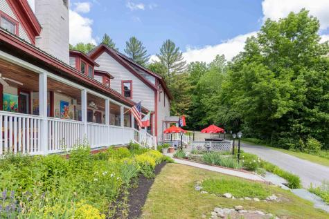 4080 Mountain Road Stowe VT 05672