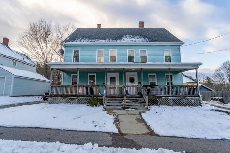 27-29 Page Street Somersworth NH 03878