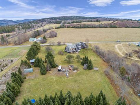 737 South Hill Stewartstown NH 03576