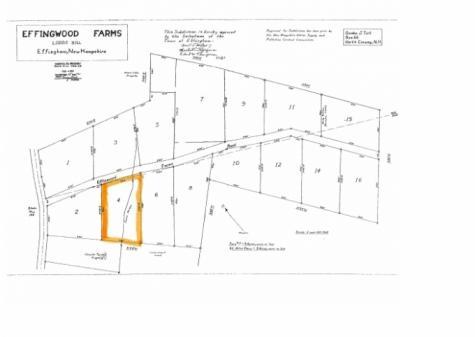 4 Effingwood Farms Road Effingham NH 03882
