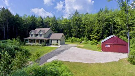 1522 Curtis Hollow Road Woodstock VT 05091