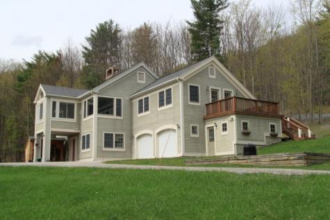505 Blueberry Hill Road Shaftsbury VT 05262