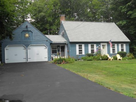 9 Cindy Avenue Claremont NH 03743