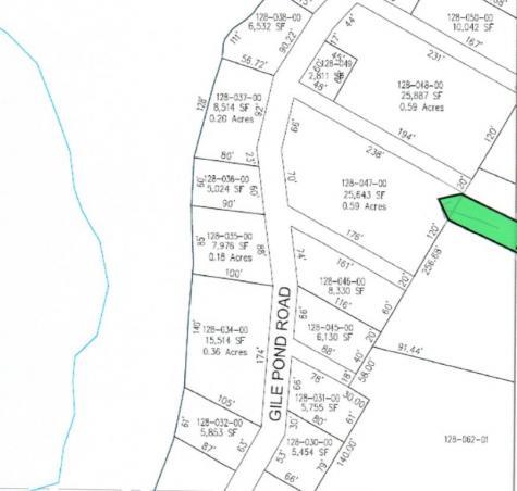 lot 47 gile pond Road Franklin NH 03245