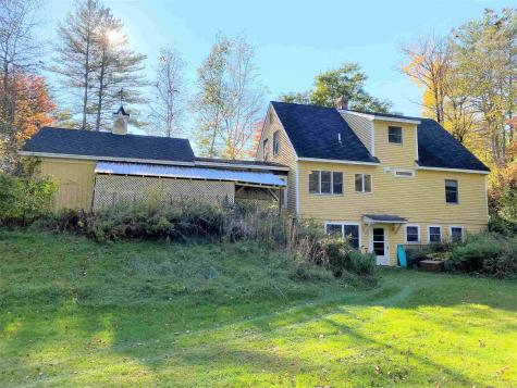 82 Clay Hill Road Hartland VT 05048