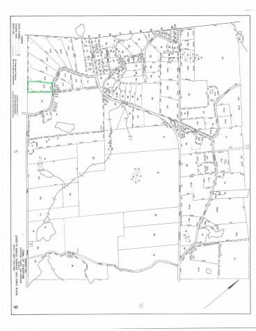 Map 9 Lot 12-5 Parsons Hill Road Strafford NH 03884