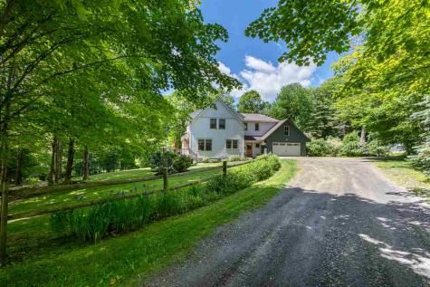 233 Hollow View Road Stowe VT 05672