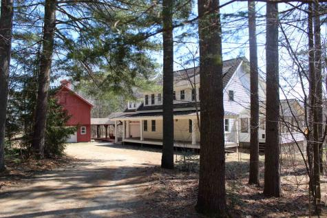 431 Chase Road Sandwich NH 03259
