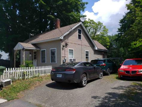 25 Tutherly Avenue Claremont NH 03743