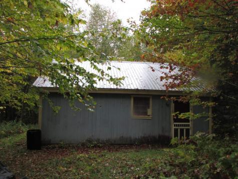 Nichols Pond Road Woodbury VT 05861