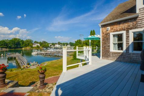 22 Badgers Island West Kittery ME 03904