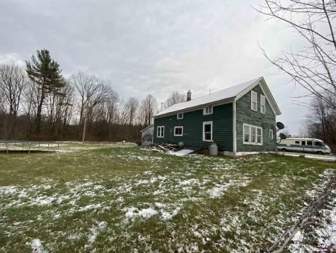 84 Beebe Hill Road Milton VT 05468