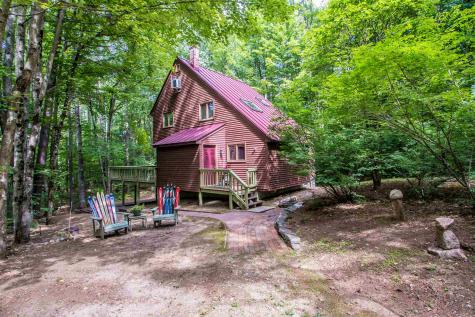 36 Pendexter Woods Road Bartlett NH 03838