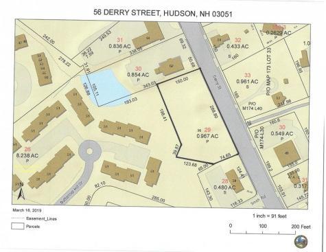 56 Derry Street Hudson NH 03051