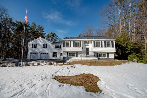155 Shaw Hill Road Sanbornton NH 03269