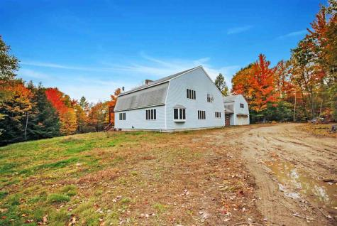 402 Old Settlers Road Alstead NH 03602