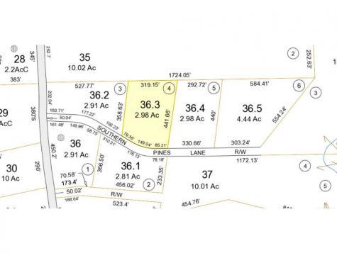 Lot #4 Southern Pines Lane Ludlow VT 05149