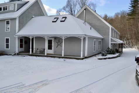 263 Carroll Road Fayston VT 05673