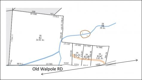 Old Walpole Road Surry NH 03431