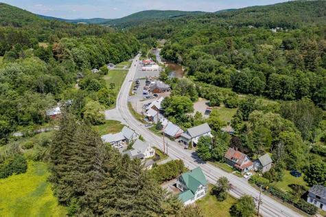 1104 West Woodstock Road Woodstock VT 05091