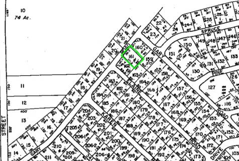 Map 4 Lot 161 Gary Road Middleton NH 03887