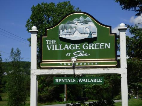 261 Village Green Drive Stowe VT 05672