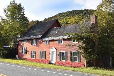 3833 Brandon Mountain Road Rochester VT 05767
