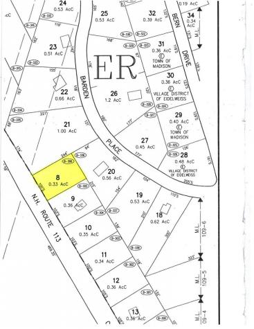 Lot 8 Conway Road Madison NH 03849