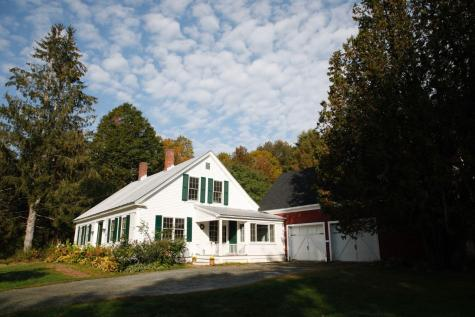 154 Liberty Farm Road Woodstock VT 05091
