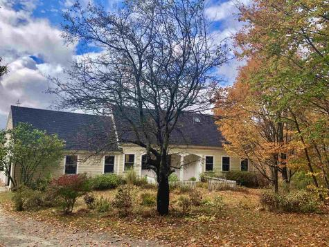 129 West Glauchester Road Groton VT 05046