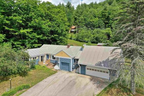 810 Blackmer Boulevard Stockbridge VT 05772