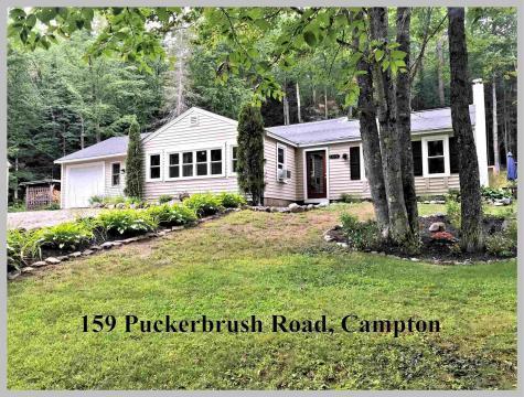 159 Puckerbrush Road Campton NH 03223