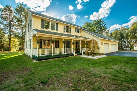 60 Old Mill Road Ossipee NH 03890
