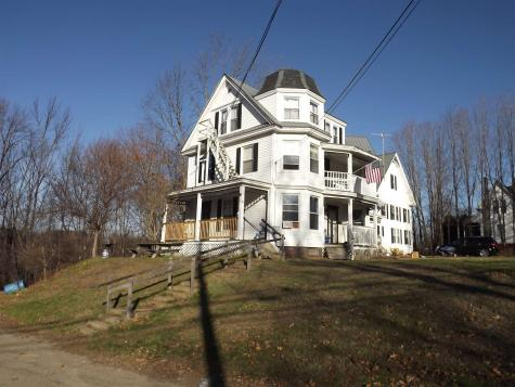 6 Terrace Road Franklin NH 03235