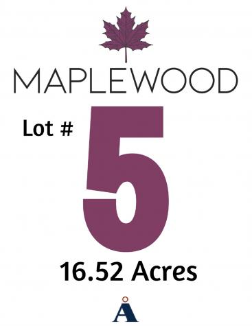 Lot 5 Maplewood Drive Candia NH 03034