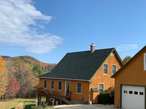 341 Braley Road Bridgewater VT 05035