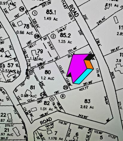 Lot 82.5 West Side Conway NH 03860