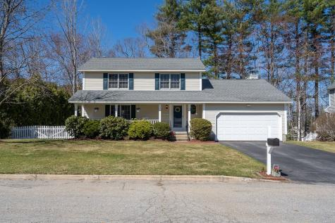 131 Chad Drive Manchester NH 03104