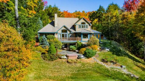 33 Stonehouse Road Winhall VT 05340
