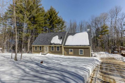 653 Green Hill Road Conway NH 03813