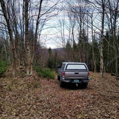 Judd Road Canaan VT 05903
