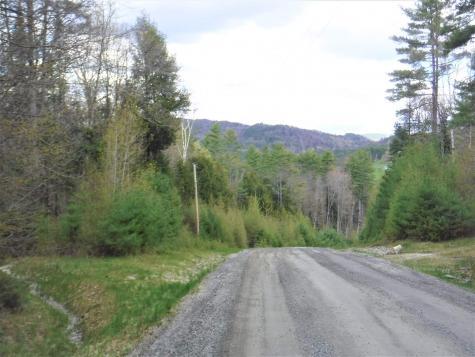 Symes Pond Road Ryegate VT 05042